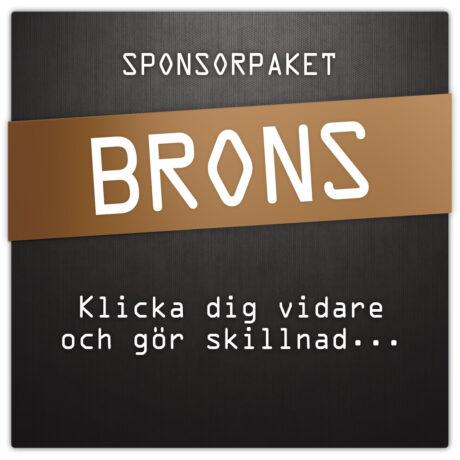 Sponsorpaket BRONS